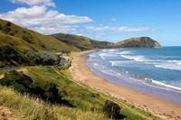 Makorori Beach near Gisborne, Eastland, New Zealand by David Wall - various sizes