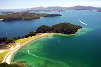 Motuarohia Island, Bay of Islands, Northland, New Zealand by David Wall - various sizes