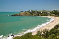 Australia, Queensland, Yeppoon Kemp Beach coastline by Walter Bibikow - various sizes