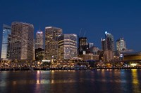 Darling Harbour, Sydney, New South Wales, Australia by Sergio Pitamitz - various sizes