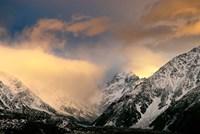 Sunrise at Aoraki Mount Cook, New Zealand Fine Art Print