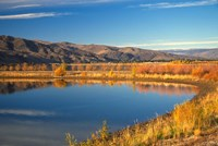 Boat Harbour, Lake Dunstan, Central Otago, New Zealand by David Wall - various sizes