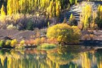 Lake Dunstan Central Otago New Zealand