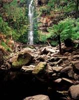 Erskine Falls, Lorne, Victoria, Australia by Walter Bibikow - various sizes, FulcrumGallery.com brand