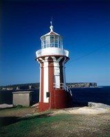 Hornby Lighthouse, Sydney Harbor NP, New South Wales, Australia by Walter Bibikow - various sizes, FulcrumGallery.com brand