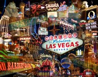 Vegas Fine Art Print