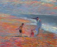 Sunset Wind by Robert Blehert - various sizes - $49.49