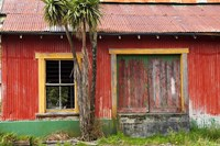 Golden Nugget Hotel, Shantytown, near Greymouth, West Coast, South Island, New Zealand by David Wall - various sizes