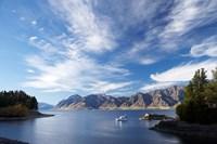 Lake Hawea, Otago, South Island, New Zealand by David Wall - various sizes, FulcrumGallery.com brand