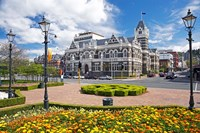Law Courts, Dunedin, South Island, New Zealand by David Wall - various sizes, FulcrumGallery.com brand