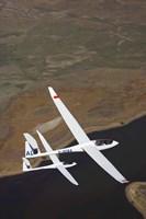 Gliders Racing near Omarama, South Island, New Zealand by David Wall - various sizes