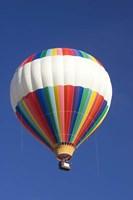 Hot-air Balloon South Island New Zealand