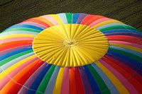 Top of a Hot-air Balloon, South Island, New Zealand by David Wall - various sizes, FulcrumGallery.com brand