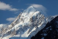 Aoraki Mount Cook, Mackenzie Country, South Canterbury, South Island, New Zealand by David Wall - various sizes
