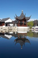 Chinese Garden, Dunedin, Otago, South Island, New Zealand Fine Art Print