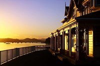New Zealand, Fullers Building, Paihia, Bay of Islands by David Wall - various sizes, FulcrumGallery.com brand