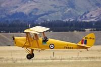 Tiger Moth Biplane, Wanaka, South Island, New Zealand by David Wall - various sizes, FulcrumGallery.com brand