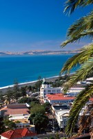 View of Hawke's Bay, Napier, New Zealand by David Wall - various sizes, FulcrumGallery.com brand
