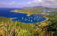 English Harbour, Antigua by Michael DeFreitas - various sizes