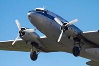 DC3 (Douglas C-47 Dakota), Airshow by David Wall - various sizes
