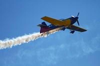 MX2 aerobatic aircraft airshow by David Wall - various sizes - $33.99