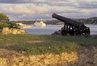 Fort James and Renaissance 3, Antigua, Caribbean by Robin Hill - various sizes