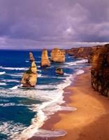 Flinders Chase National, Remarkable Rocks, Kangaroo Island, Australia Fine Art Print