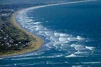 Avon and Heathcote Rivers, Christchurch, Canterbury, New Zealand by David Wall - various sizes