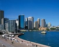 Circular Quay, Sydney, Australia by Paul Thompson - various sizes
