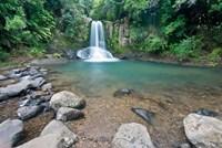 New Zealand, North Island, Coromandel Peninsula, Waiau Falls by Rob Tilley - various sizes