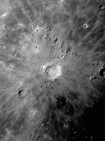 Lunar Crater Copernicus by Phillip Jones - various sizes