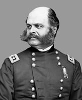 Union Army General Ambrose Everett Burnside by John Parrot - various sizes
