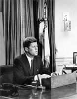 President John F Kenndy by John Parrot - various sizes