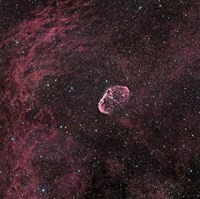 Crescent Nebula by Phillip Jones - various sizes