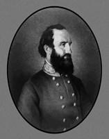General Stonewall Jackson by John Parrot - various sizes
