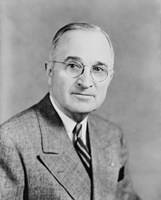 Harry S Truman by John Parrot - various sizes
