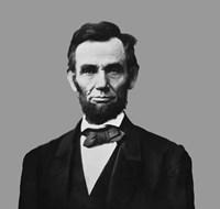 President Abraham Lincoln (digitally restored) Fine Art Print
