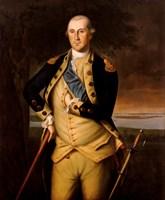 General George Washington Fine Art Print