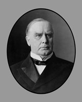 President William McKinley, Jr by John Parrot - various sizes - $47.49