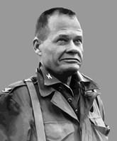 Lieutenant General Lewis Burwell Chesty Puller