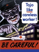 Be Careful! by John Parrot - various sizes