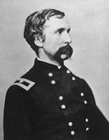 General Joshua Lawrence Chamberlain (right profile) by John Parrot - various sizes