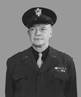 Supreme Commander Dwight D Eisenhower by John Parrot - various sizes