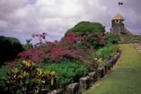 Gun Hill, Barbados, Caribbean by Robin Hill - various sizes