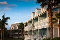 Bahamas, Eleuthera, Harbor Isl, Valentines Hotel by Walter Bibikow - various sizes, FulcrumGallery.com brand