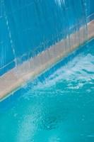 Bahamas, Eleuthera, Harbor Island, Dunmore, pool by Walter Bibikow - various sizes, FulcrumGallery.com brand
