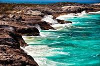 Ocean View from Warderick Cay, Day Land & Sea Park, Exuma, Bahamas by Joe Restuccia III - various sizes