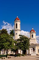 Immaculate Conception Cathedral, Cienfuegos Cuba by Bill Bachmann - various sizes
