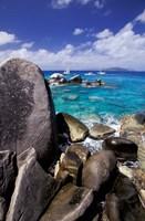 Caribbean, BVI, Virgin Gorda Spring Bay by Stuart Westmorland - various sizes