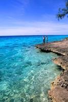 Cuevade De Los Peces, Peninsula De Zapata, Cuba by Bill Bachmann - various sizes